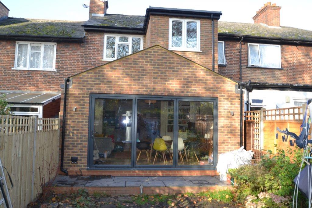 House Extensions Worcester Park