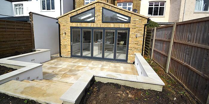 Building Refurbishment Wimbledon
